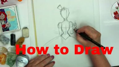 Simple Christmas TREE Step by Step Acrylic Painting on Canvas for Beginners
