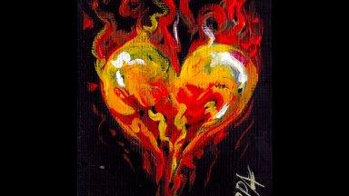 Weeping Mermaid Watercolor Bleeding Speedpaint Art Sherpa