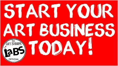 Want to start your own Art Business You CAN ! Try LABS by The Art Sherpa